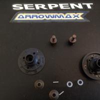 Serpent Natrix 748e Build 019