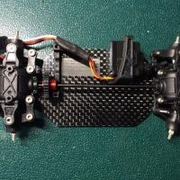 Atomic RC AMZ 4WD Build 28