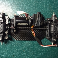 Atomic RC AMZ 4WD Build 33