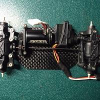 Atomic RC AMZ 4WD Build 34