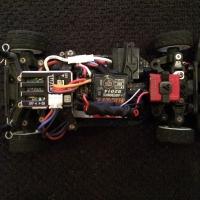 Atomic RC AMZ 4WD Build 43
