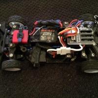 Atomic RC AMZ 4WD Build 46