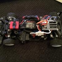 Atomic RC AMZ 4WD Build 47