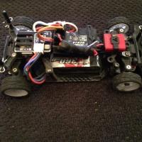 Atomic RC AMZ 4WD Build 48