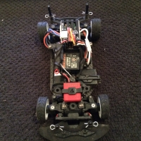 Atomic RC AMZ 4WD Build 49