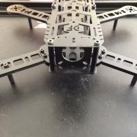 Drone Frames DRQ v2 Build 40