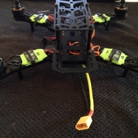 Drone Frames DRQ v2 Build 64