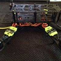 Drone Frames DRQ v2 Build 65
