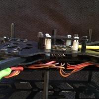 Drone Frames DRQ v2 Build 68