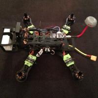 Drone Frames DRQ v2 Build 73