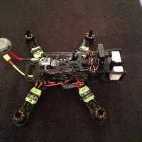 Drone Frames DRQ v2 Build 75