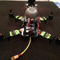 Drone Frames DRQ v2 Build 77