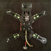 Drone Frames DRQ v2 Build 78