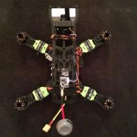Drone Frames DRQ v2 Build 79