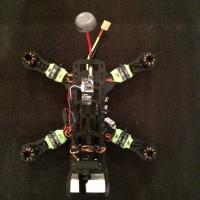 Drone Frames DRQ v2 Build 80