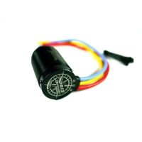 Sensored brushless motor TS X812 6-Pol Car Motor 2450KV