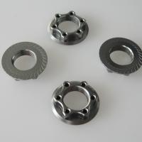Wheel-nut 17mm flanged-light