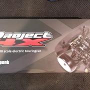 Project 4X Build - 001