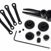high speed gears and stability adjustment set