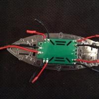 Quad Racer 250 Build 01