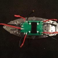 Quad Racer 250 Build 03