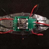 Quad Racer 250 Build 07