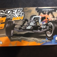 Serpent Spyder MH Kit Build 005