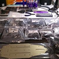 Serpent Spyder MH Kit Build 015