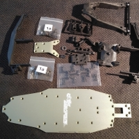 Serpent Spyder MH Kit Build 019