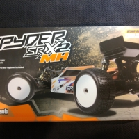 Serpent Spyder MH Kit Build 007