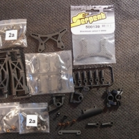 Serpent Spyder MH Kit Build 046