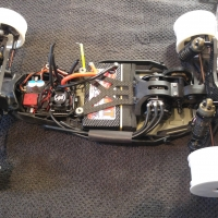 Serpent Spyder MH Kit Build 166