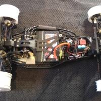 Serpent Spyder MH Kit Build 167
