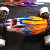 Serpent Spyder MH Kit Build 176