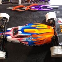 Serpent Spyder MH Kit Build 177