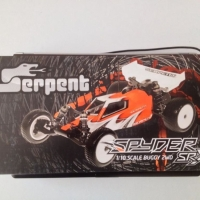 Serpent Spyder Build 21