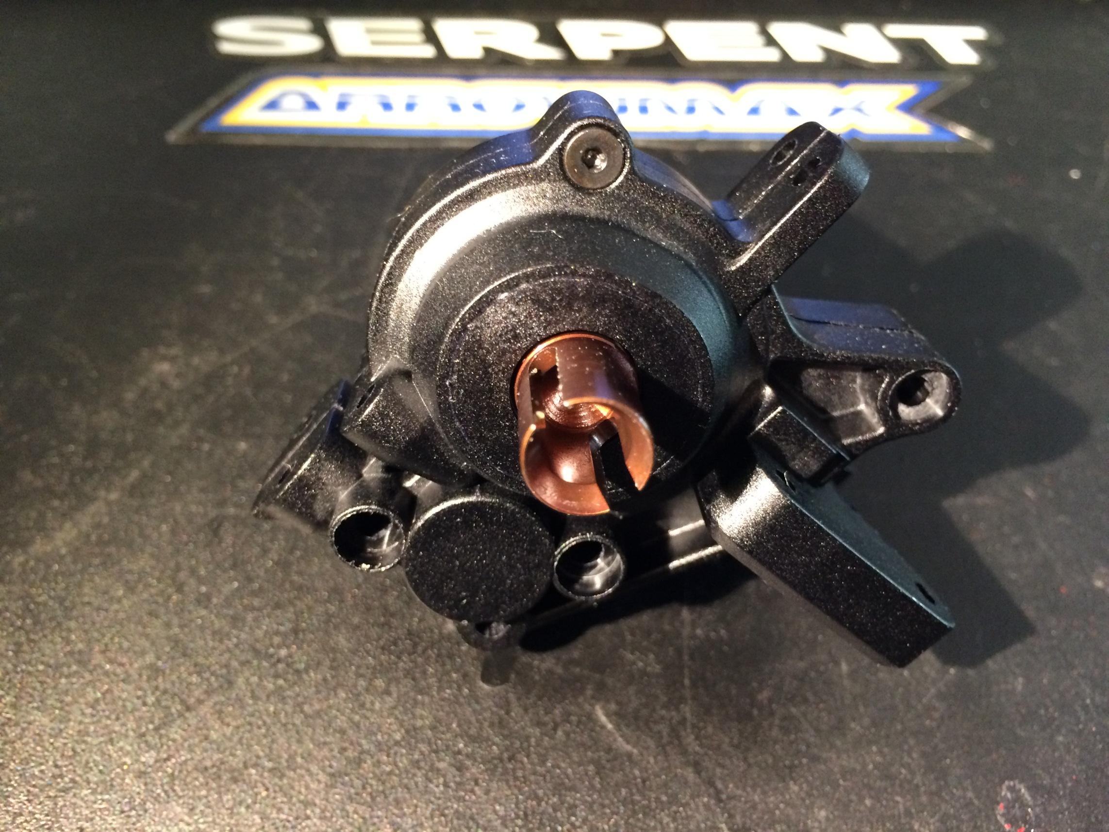 Serpent SRX-4 Build 027