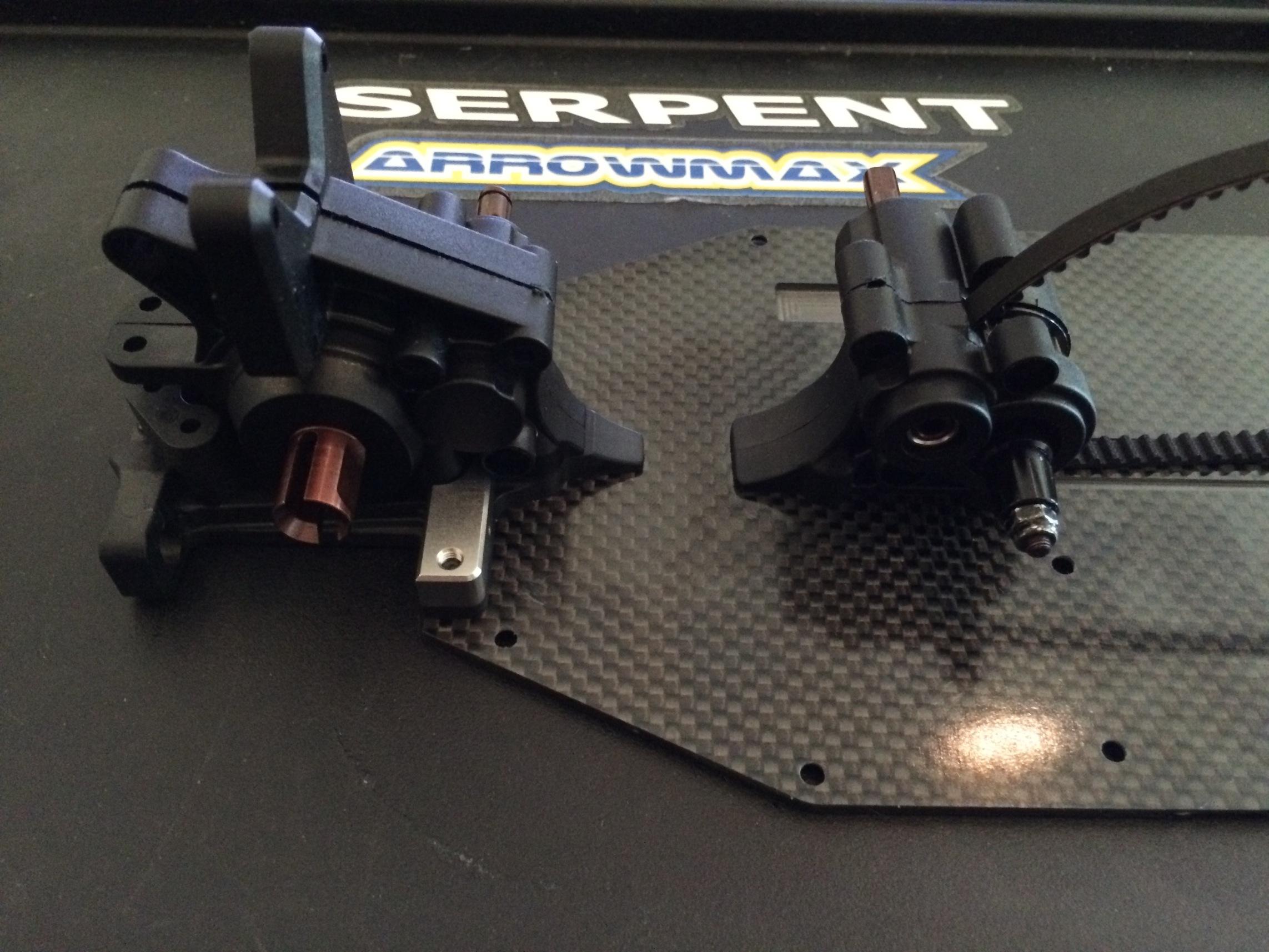 Serpent SRX-4 Build 041