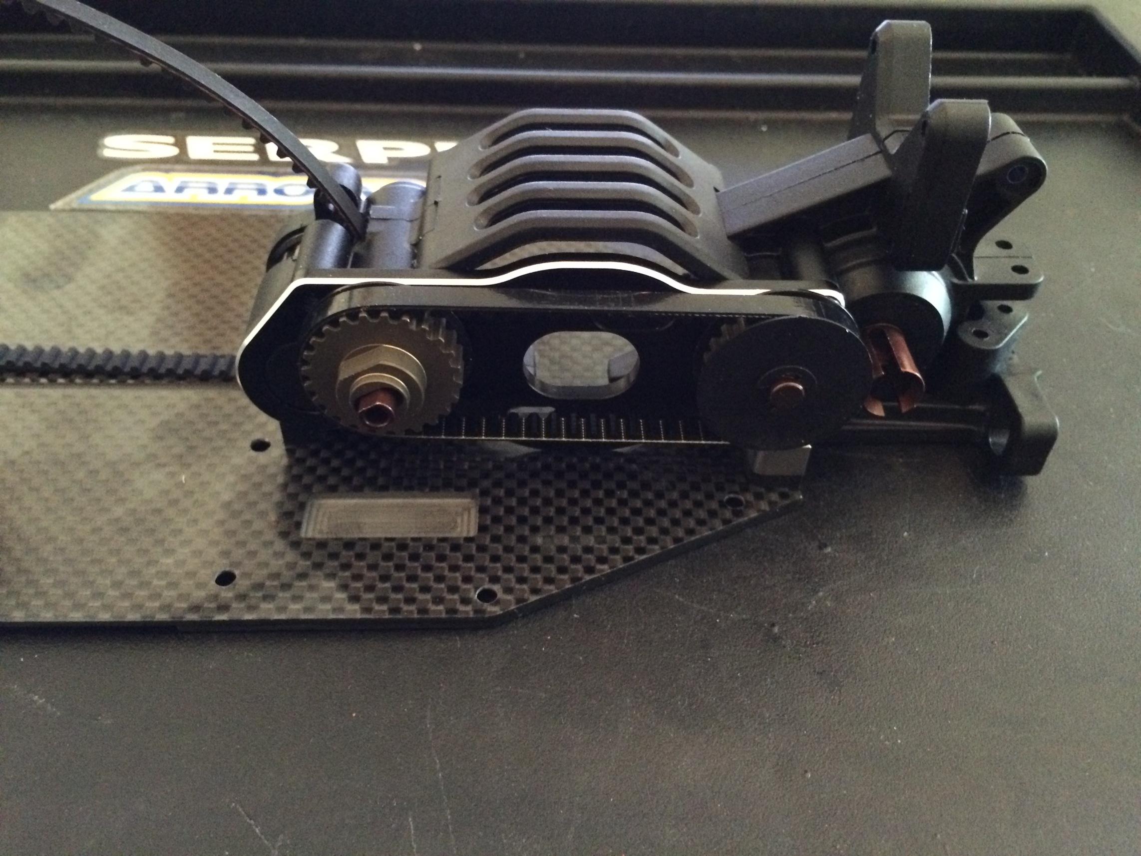 Serpent SRX-4 Build 044