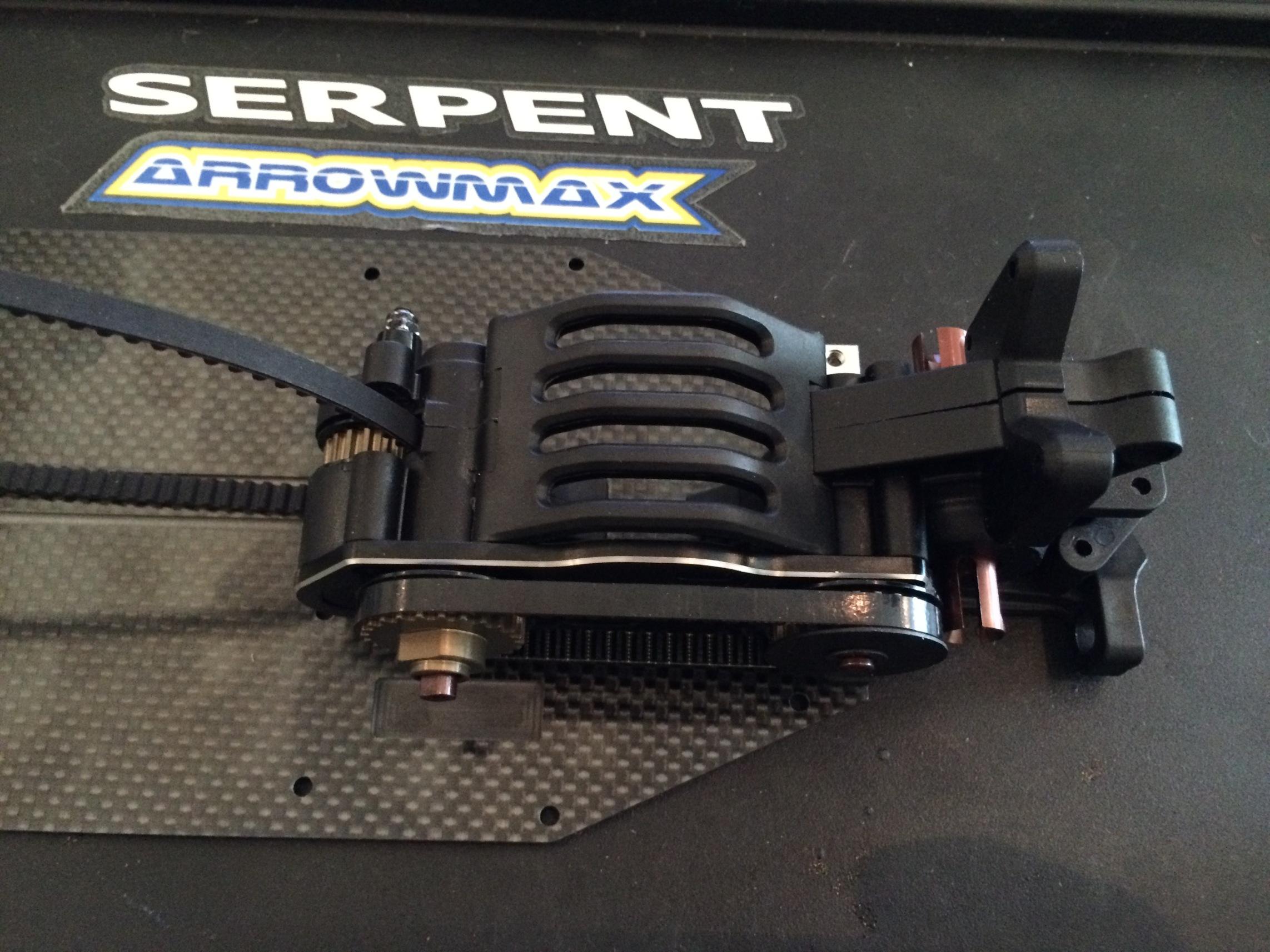 Serpent SRX-4 Build 045
