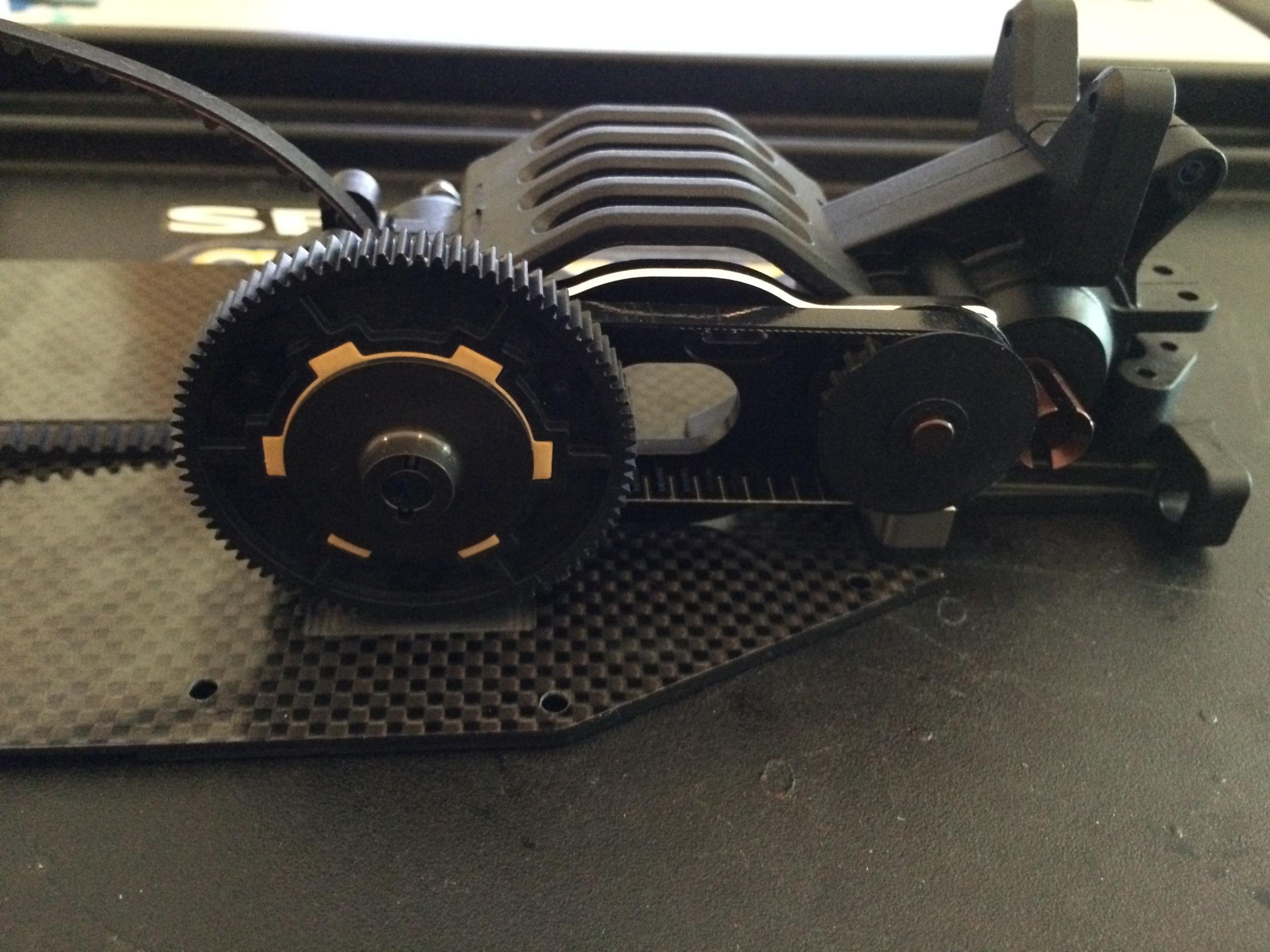 Serpent SRX-4 Build 051