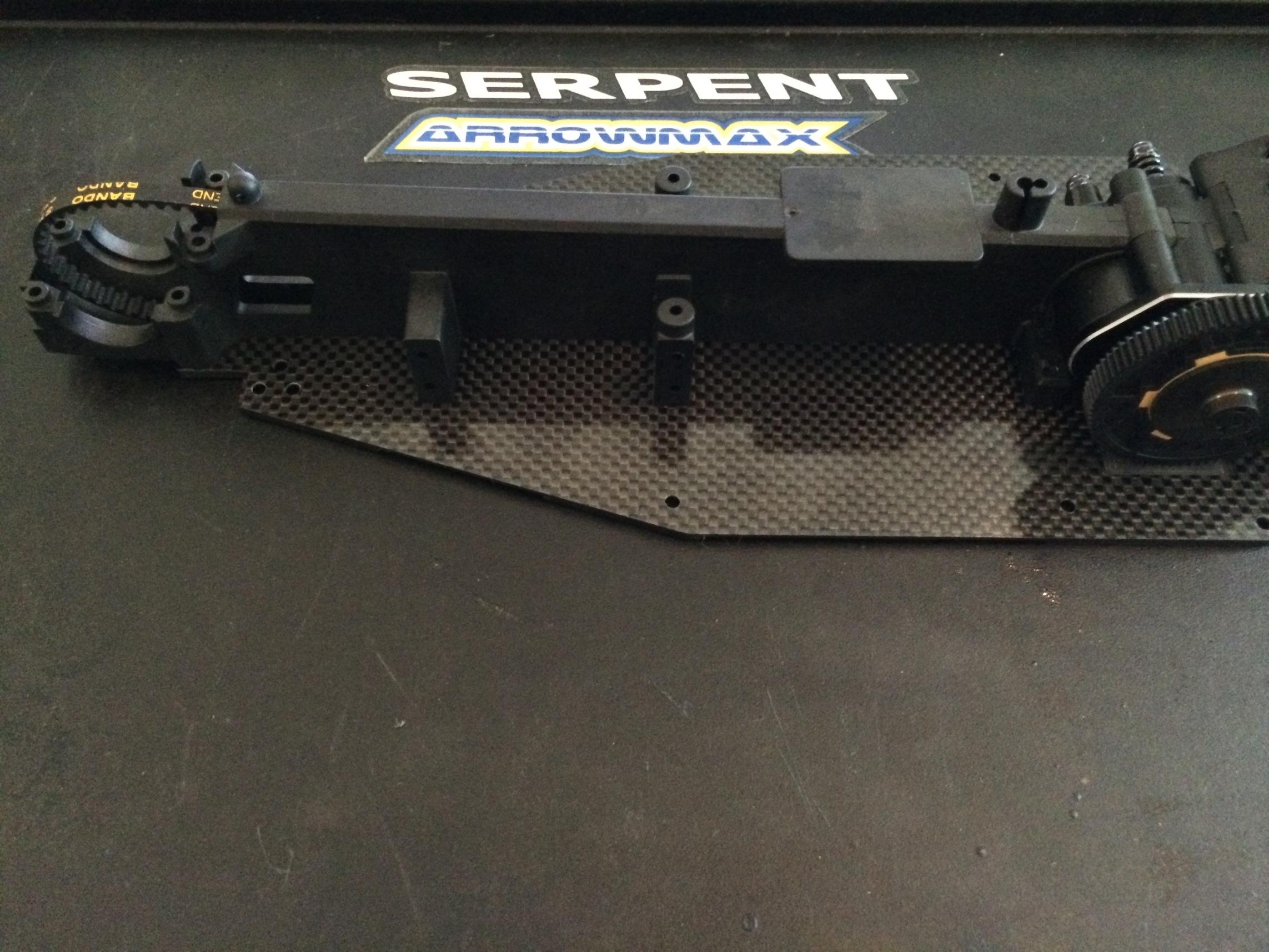 Serpent SRX-4 Build 055