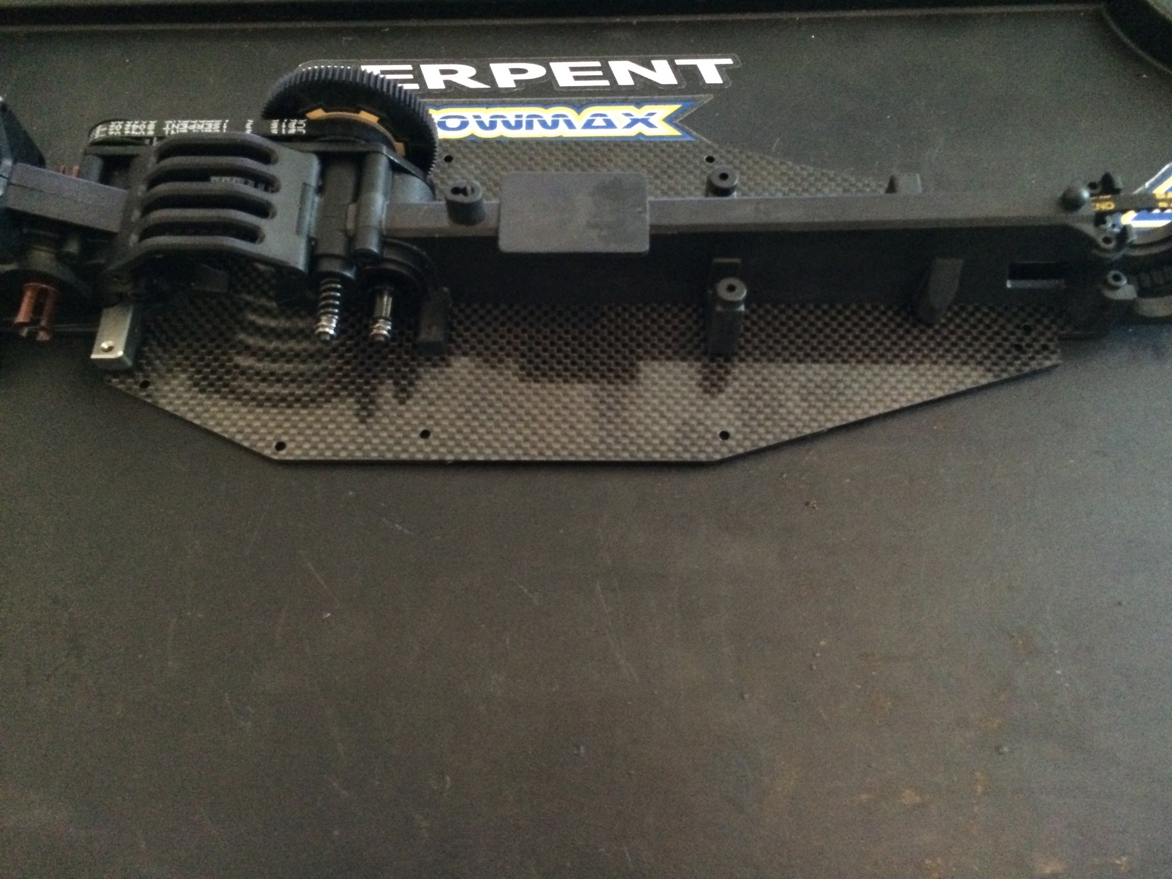 Serpent SRX-4 Build 057