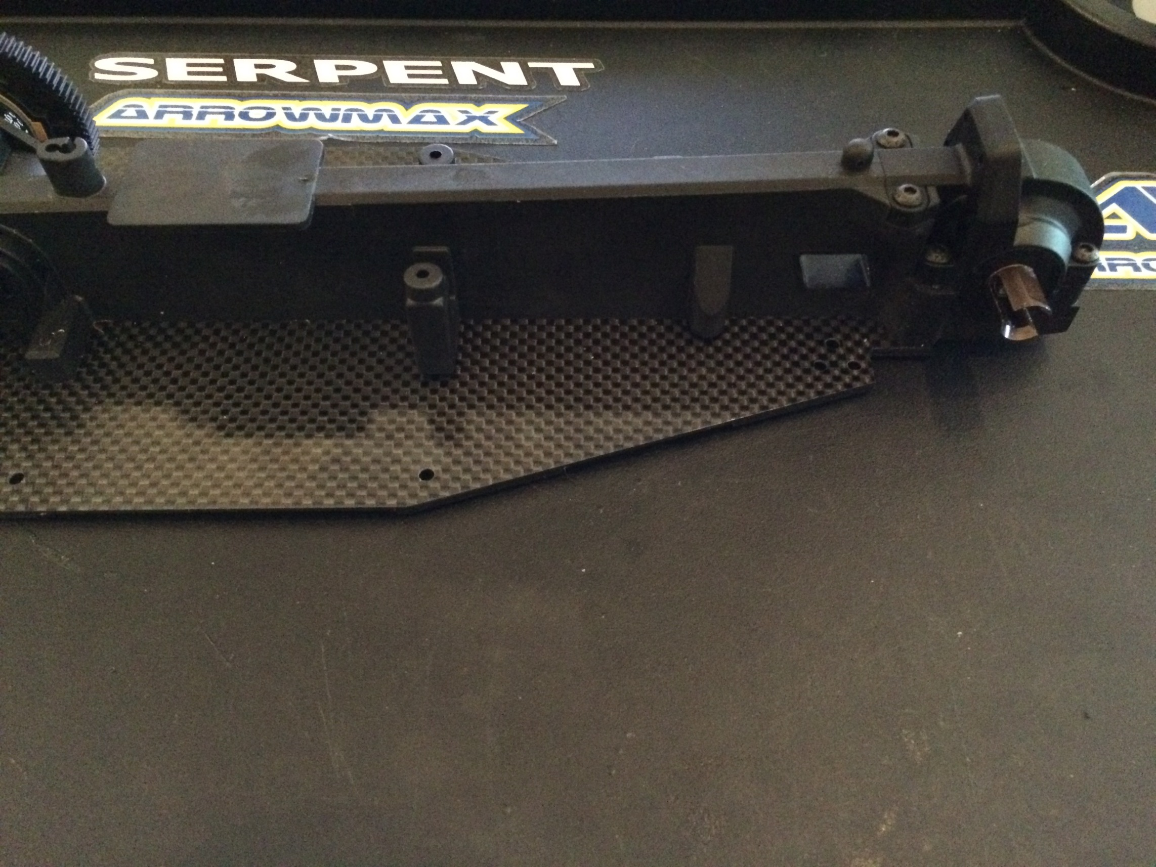 Serpent SRX-4 Build 065