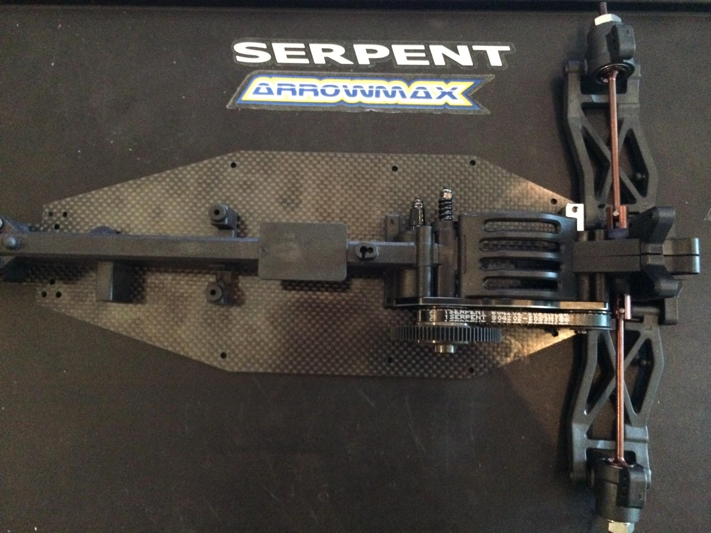 Serpent SRX-4 Build 082