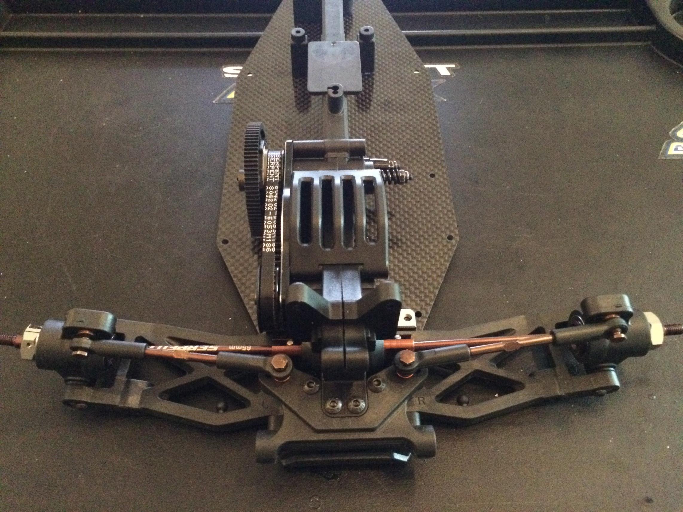 Serpent SRX-4 Build 085