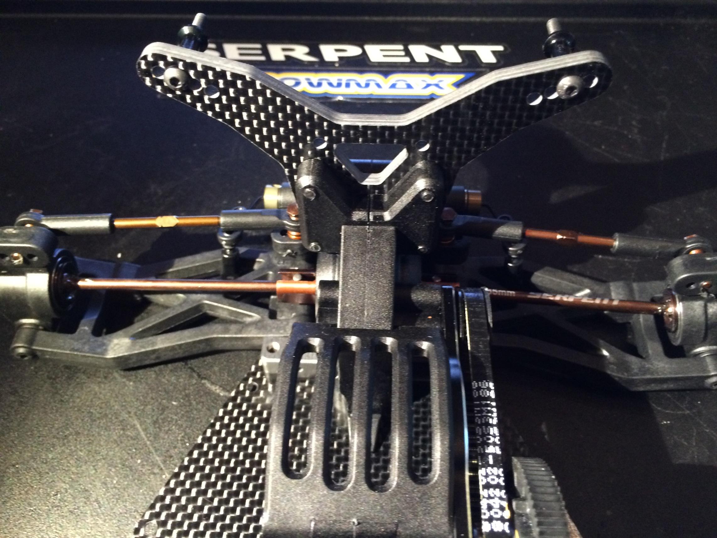 Serpent SRX-4 Build 093