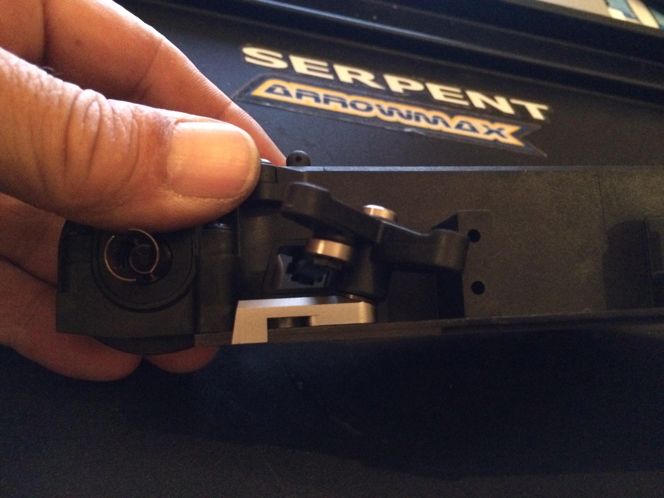 Serpent SRX-4 Build 102