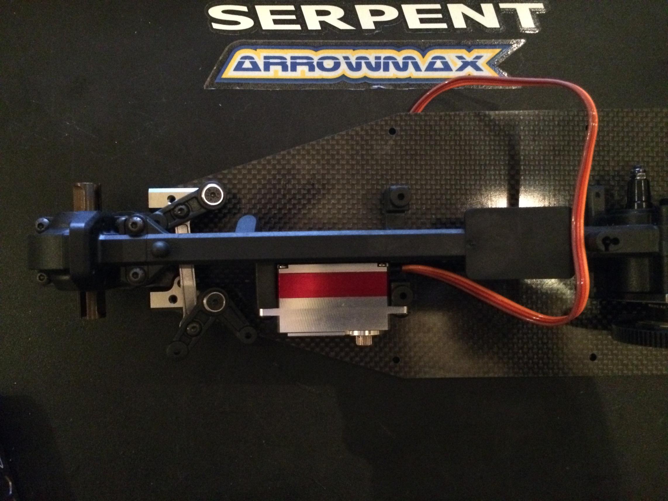 Serpent SRX-4 Build 107