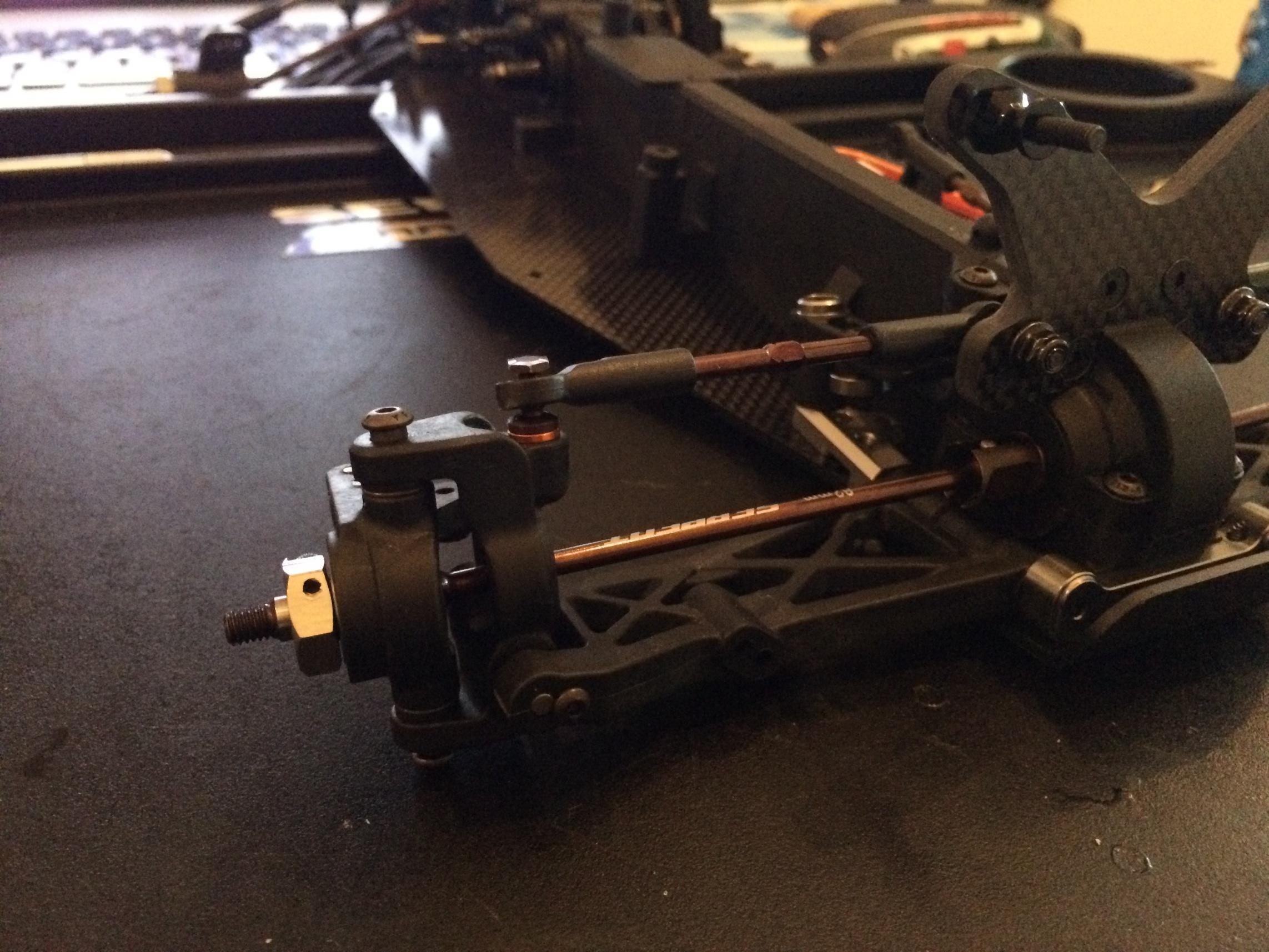Serpent SRX-4 Build 128